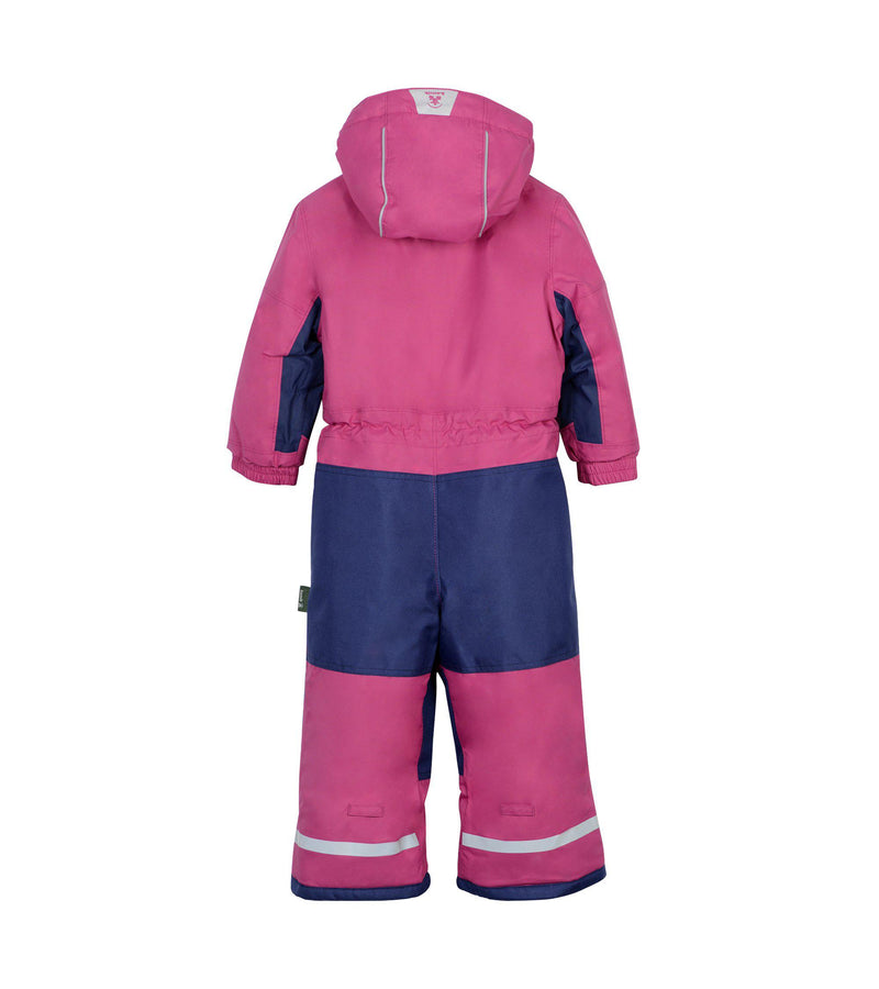 Kamik 1pc Snowsuit - Laser - Pink