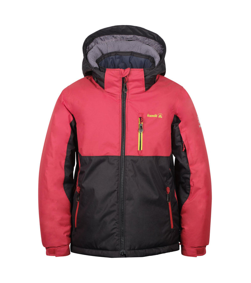 Finn Jacket - Red