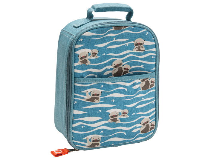 ORE Good Lunch Zippee Lunch Tote - Baby Otter