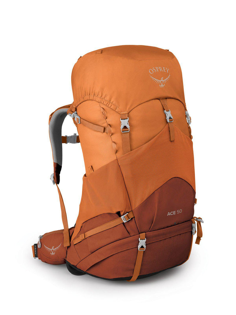 Osprey Backpack - Ace 50L - Orange Sunset