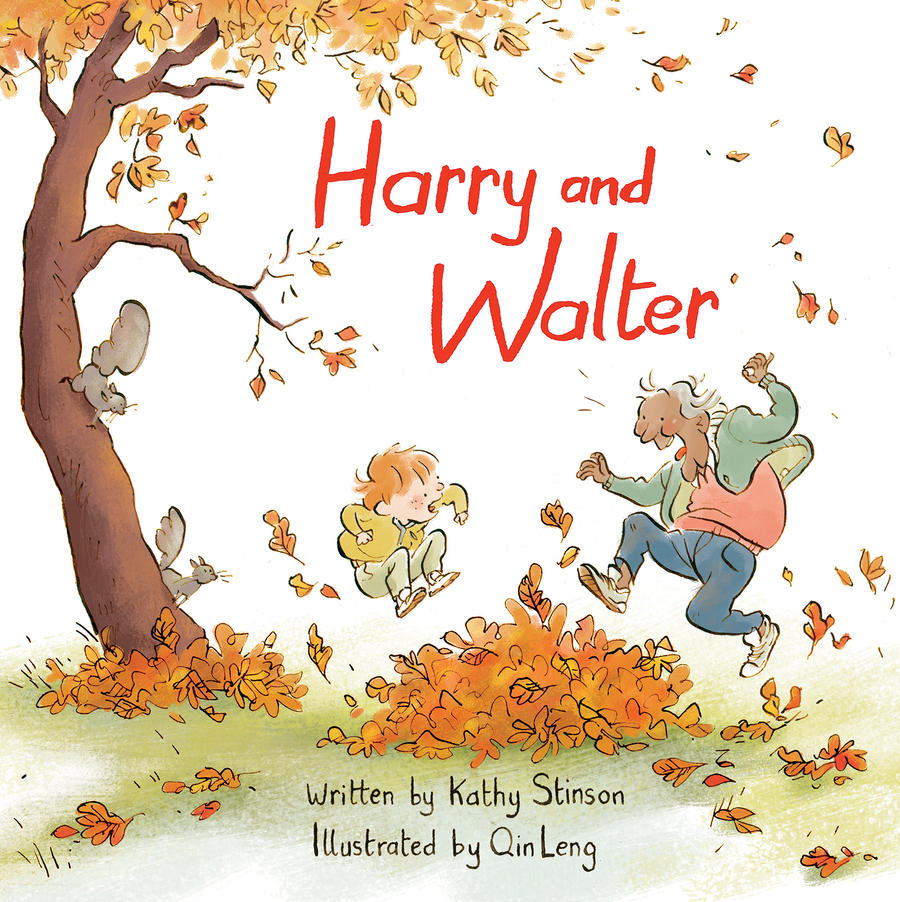 Books - Harry And Walter