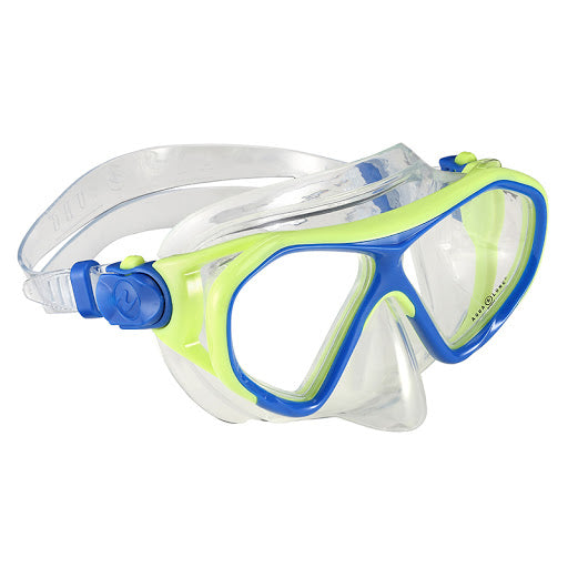 Aqua Lung Urchin Jr. Swim Mask 6+ Blue/Green