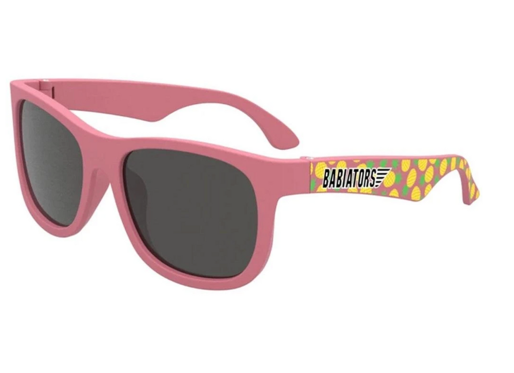 Babiators Sunglasses - Navigator LTD - Pineapple Of My Eye