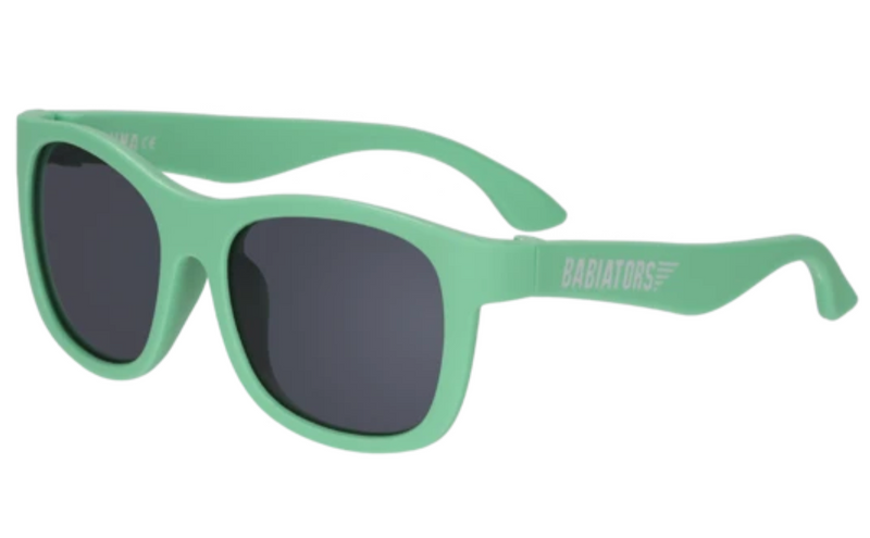 Babiators Sunglasses - Navigator LTD - Tropical Green
