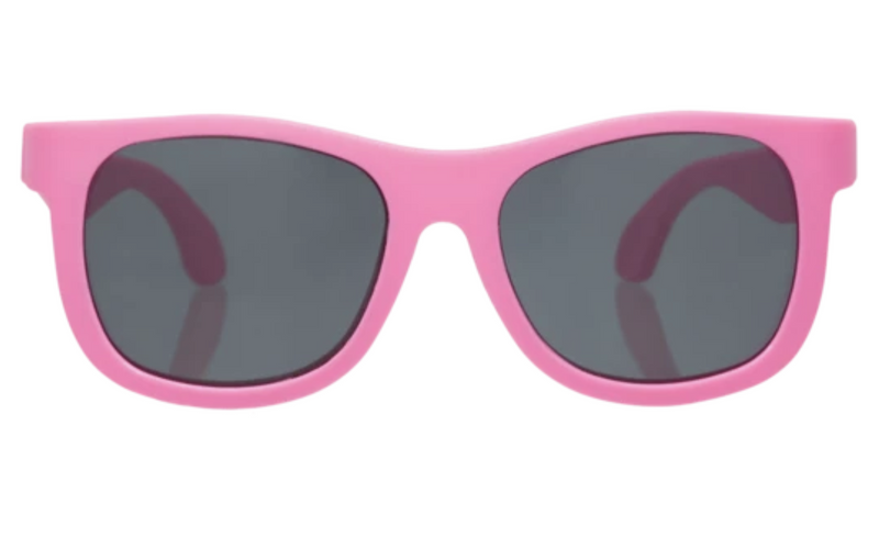Babiators Sunglasses - Navigator - Think Pink