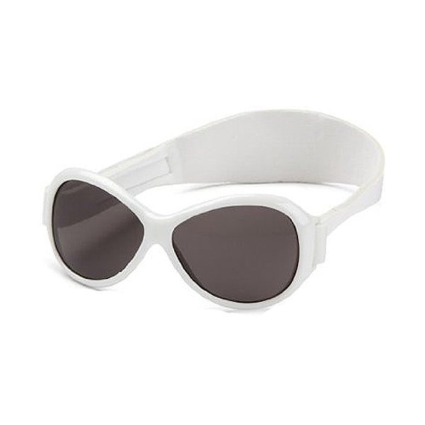 787770fc7e Banz Baby Sunglasses - Retro - White – Mountain Baby