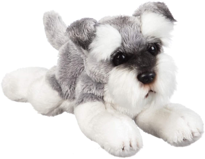 B. Boutique Bean Bag Animal - Schnauzer 8""
