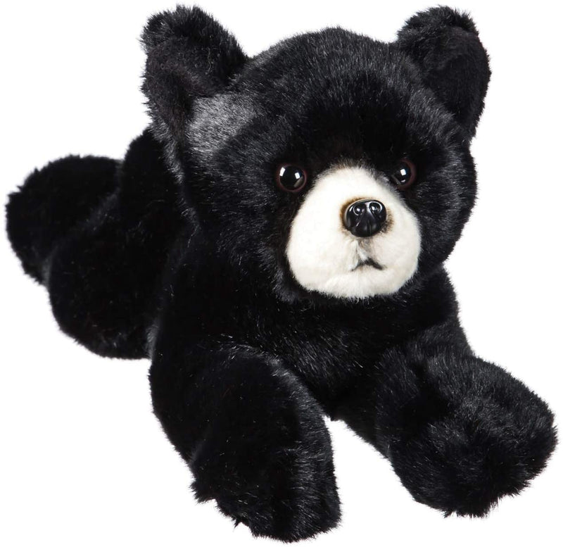 B. Boutique Bean Bag Animal - Black Bear 8""