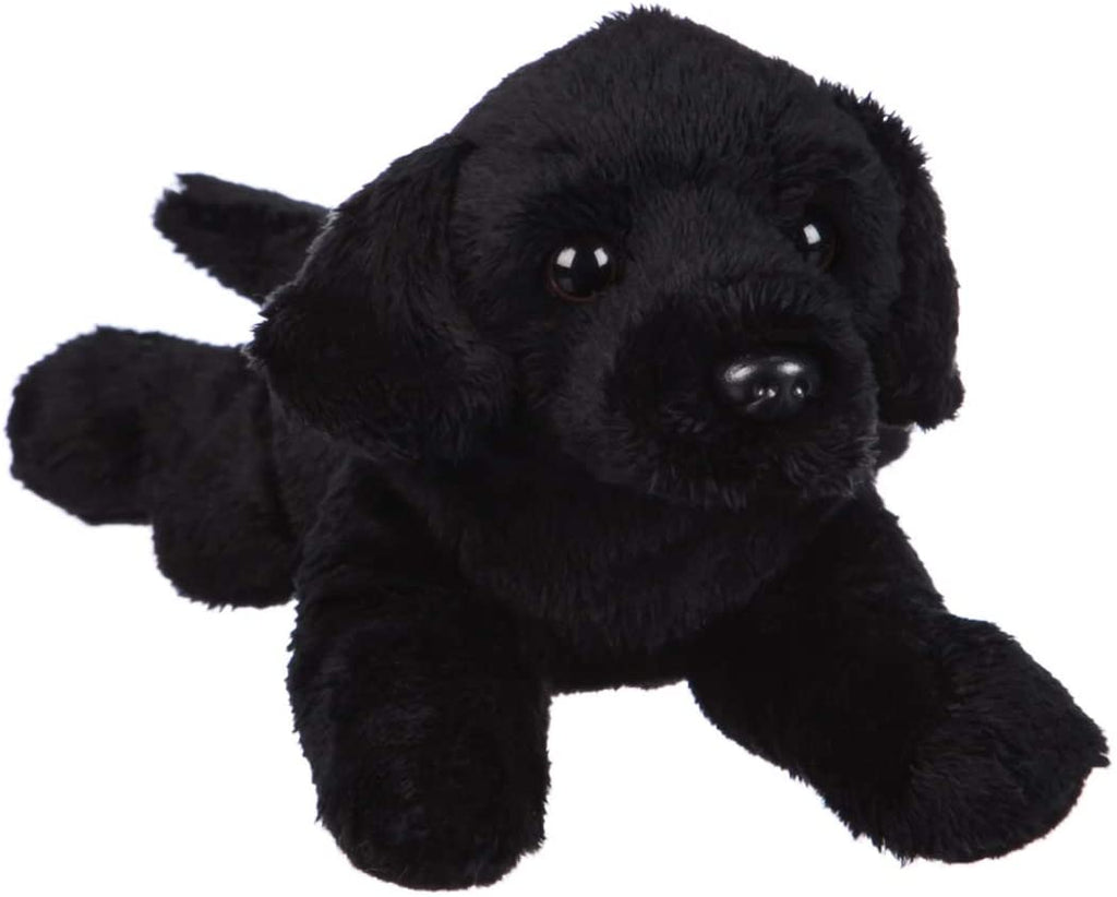 B. Boutique Bean Bag Animal - Black Lab 8""