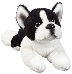 B. Boutique Bean Bag Animal - Boston Terrier 8""