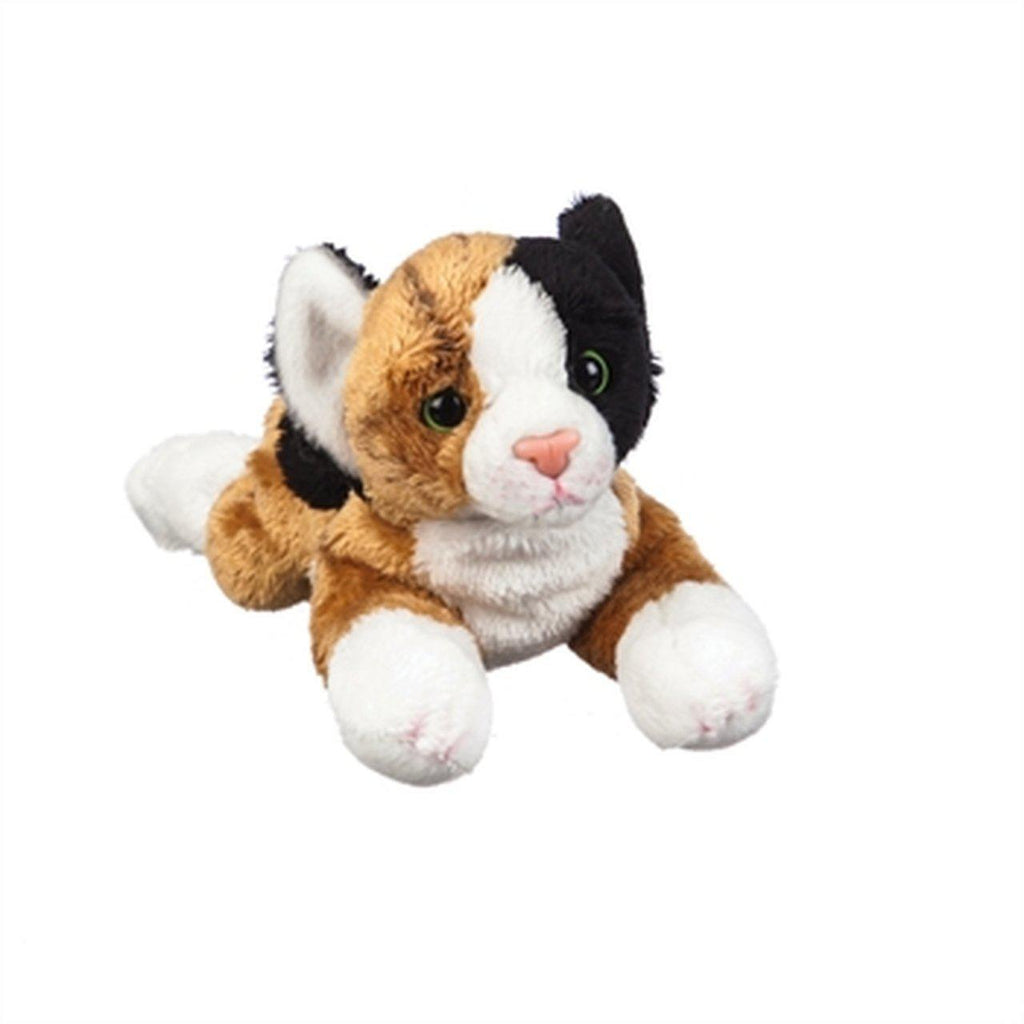 B. Boutique Bean Bag Animal - Calico Cat 8""
