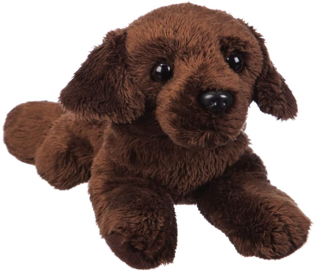 B. Boutique Bean Bag Animal - Chocolate Lab 8""