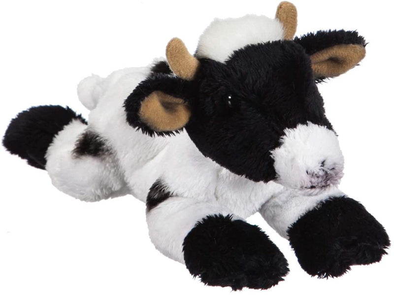 B. Boutique Bean Bag Animal - Cow 8""