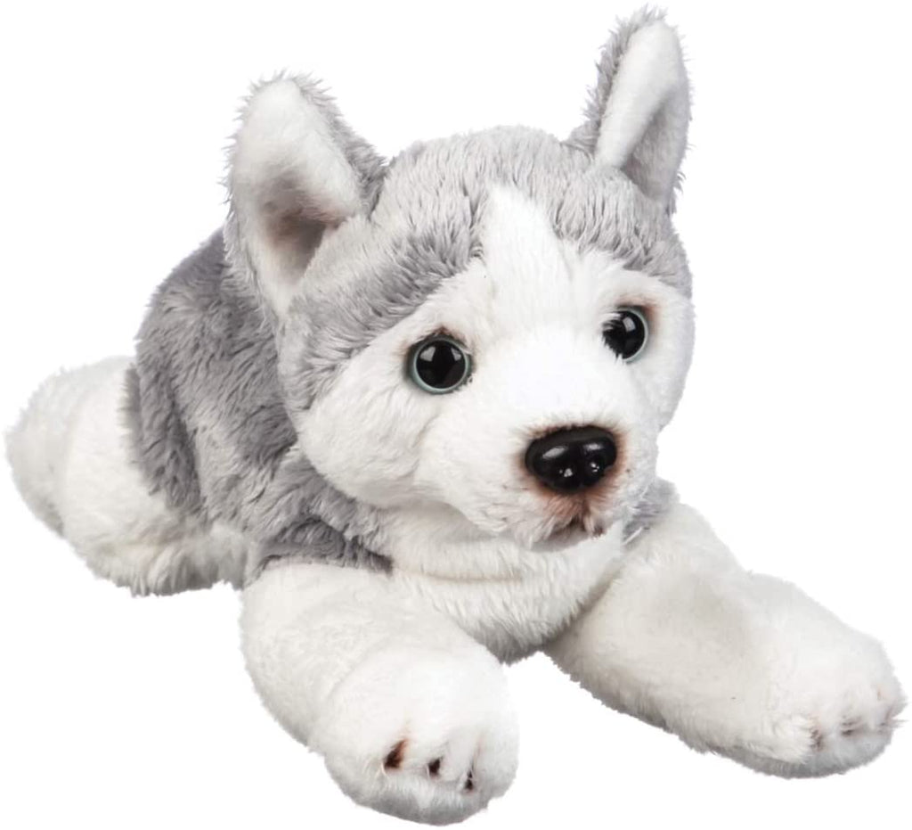 B. Boutique Bean Bag Animal - Husky 8""