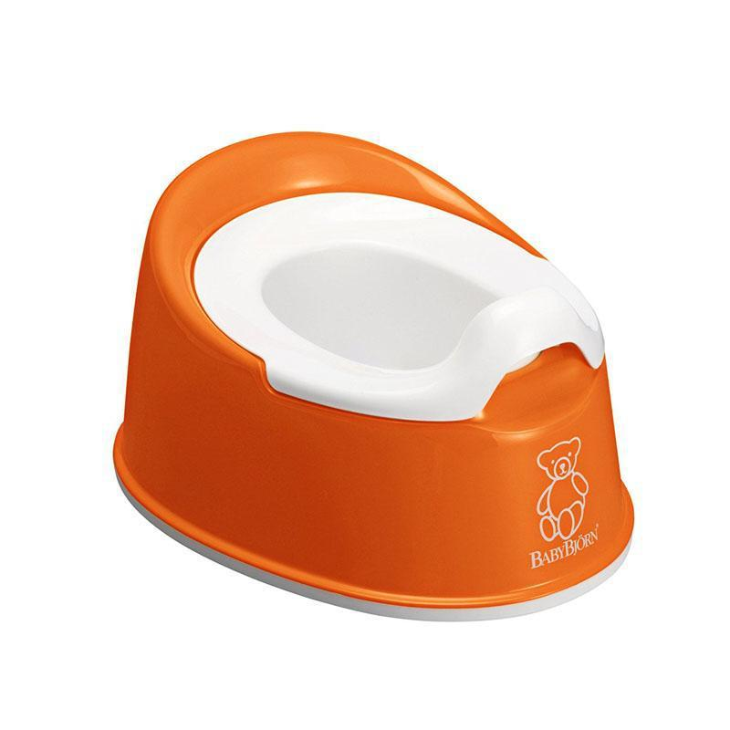 Baby Bjorn Potty Chair - Orange