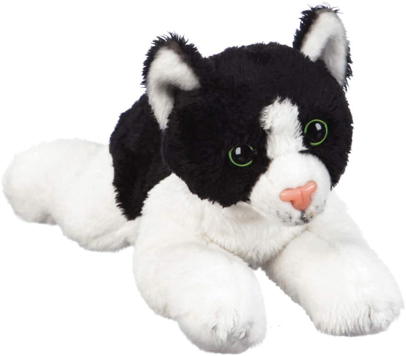B. Boutique Bean Bag Animal - Tuxedo Cat 8""