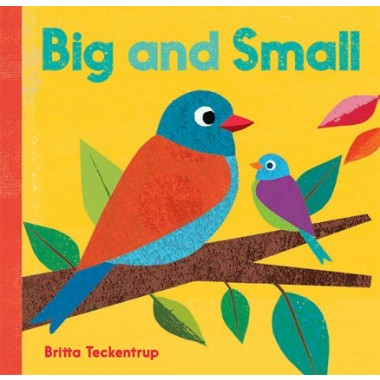 Board Book Big and Small