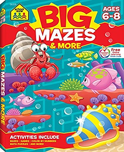 Big Mazes & More