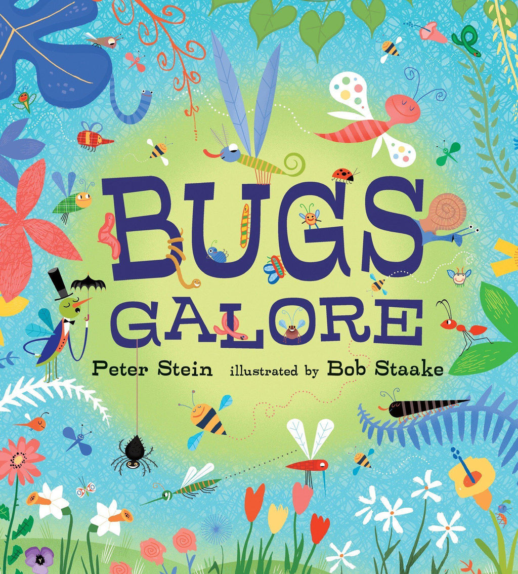 Book - Bugs Galore
