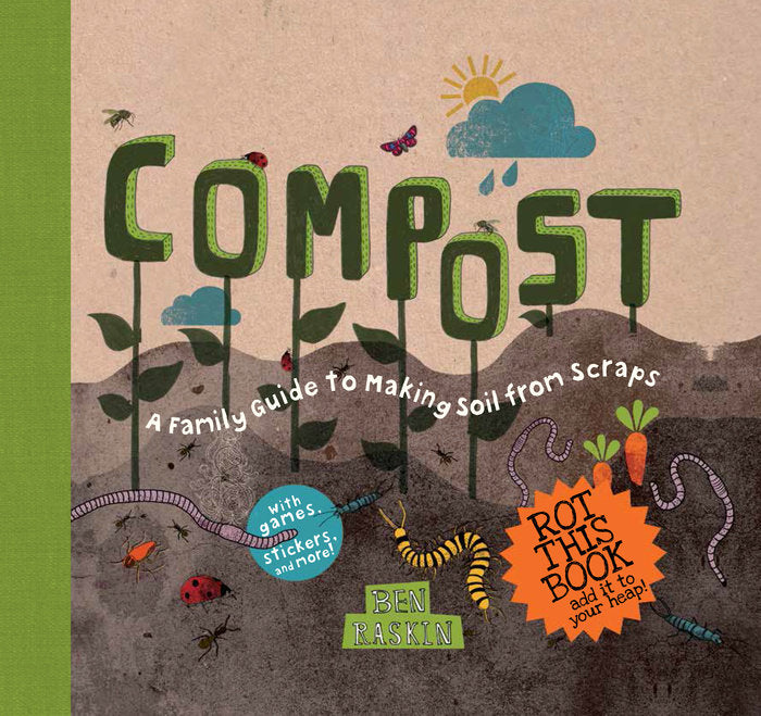 Board Book - Compost