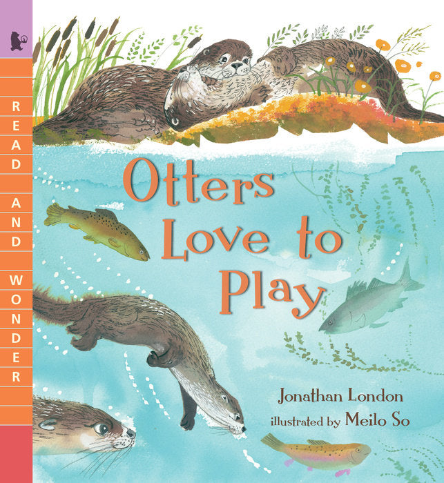 Book - Otters Love To Play