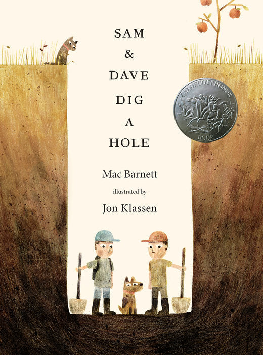 Book - Sam and Dave Dig A Hole