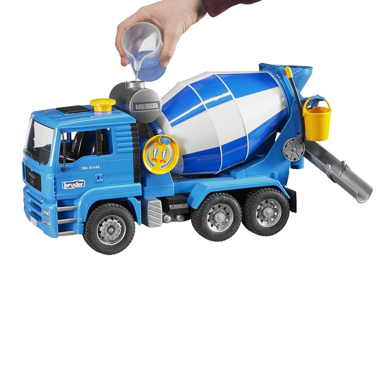 MAN Cement Mixer