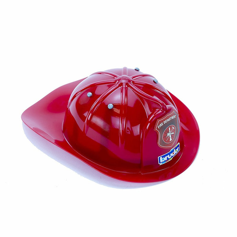 Bruder Red Firefighter Helmet