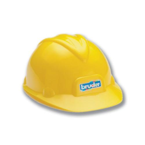 Bruder Yellow Construction Helmet