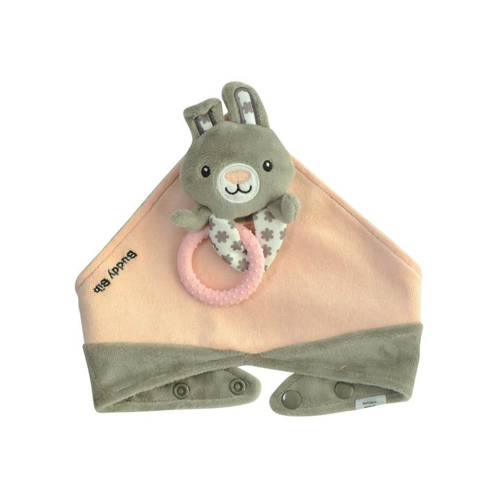 Malarkey Kids Buddy Bib - Bunny