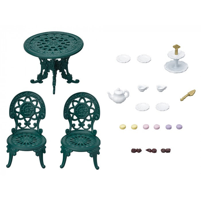 CC/Tea N Treats Set