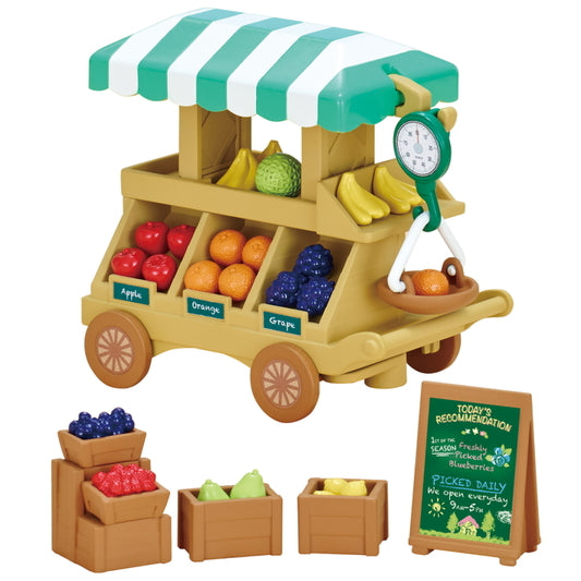 CC/ Fruit Wagon
