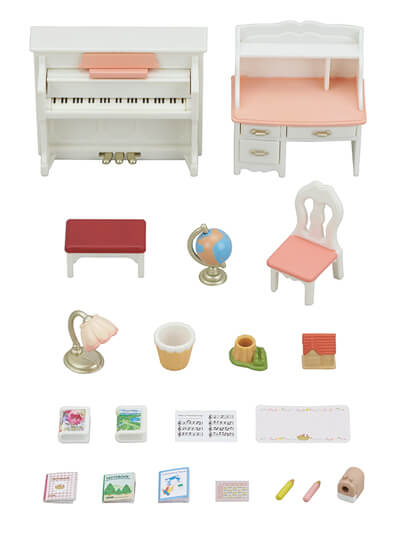 CC/ Piano & Desk Set