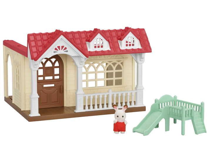 Calico Critters - Sweet Raspberry Home