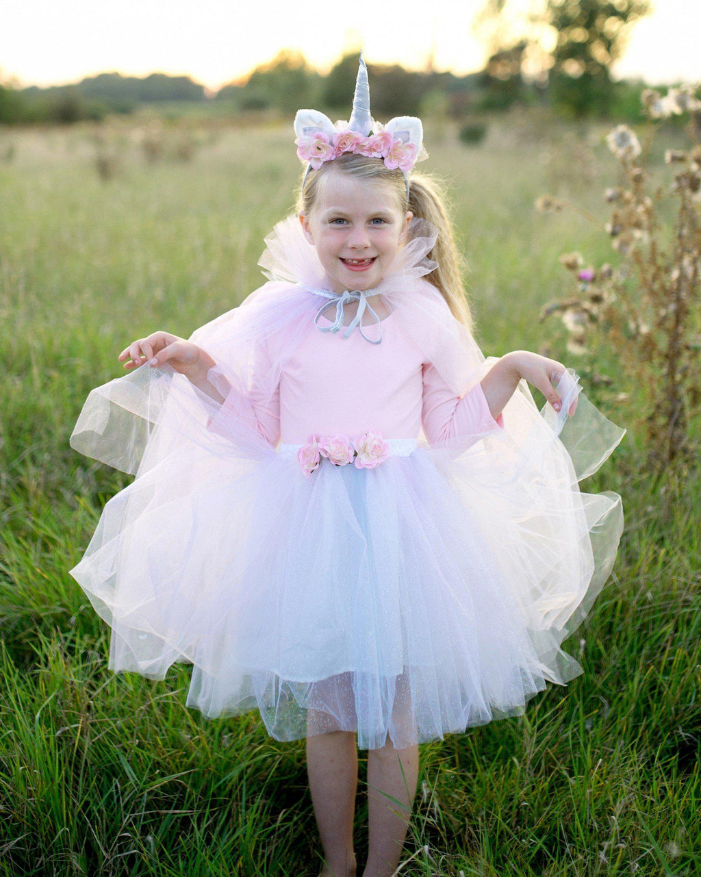 Unicrn Tutu Wings Set 4-7yr