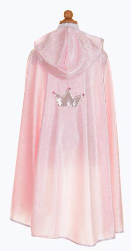 Princess Cape Pink S