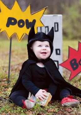 Bat Cape Toddler