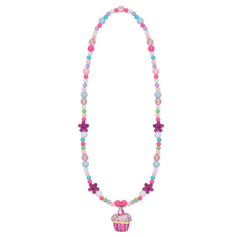 Cutie Cupcake Necklace
