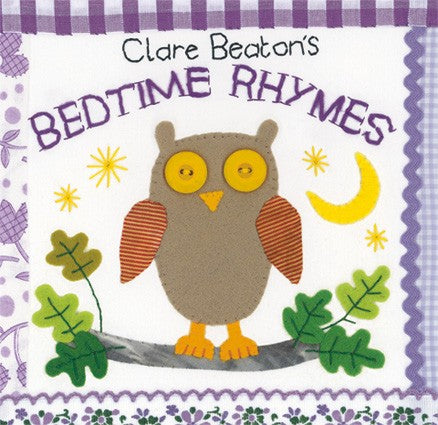 Board Book Bedtime Rhymes
