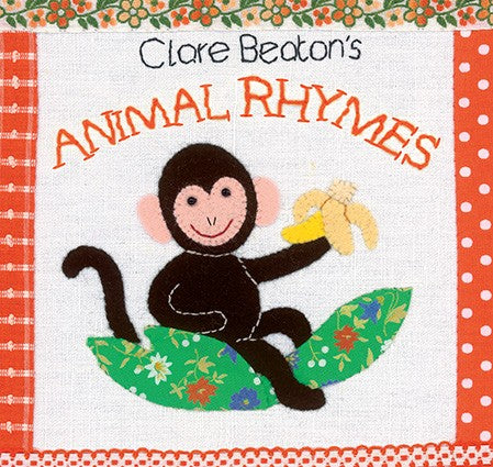Board Book Animal Rhymes
