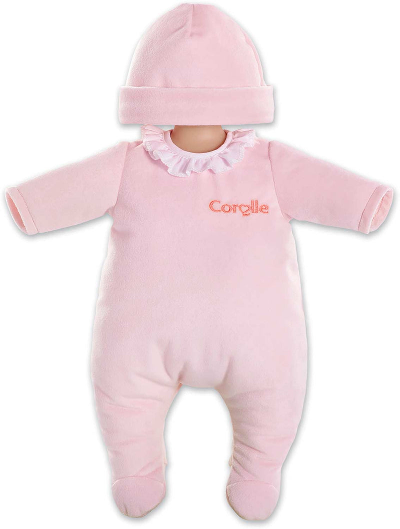 Corolle Pink Pajamas Outfit
