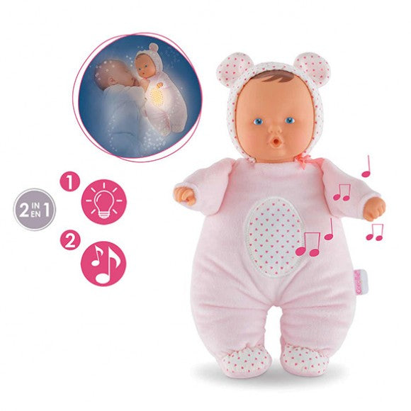 Babibear Nightlight - Pink