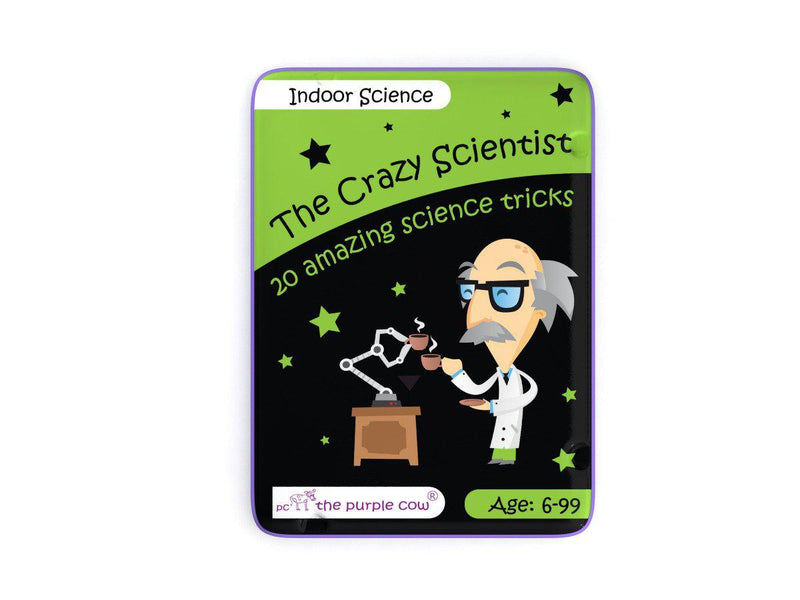 Crazy Scientist - Indo Science