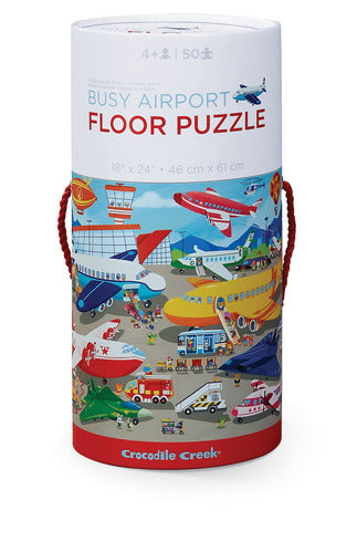 Puzzle50pc/Floor/Airport