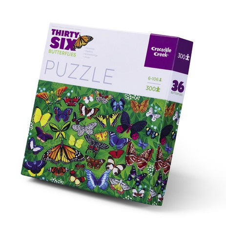 Puzzle 300pc Butterflies