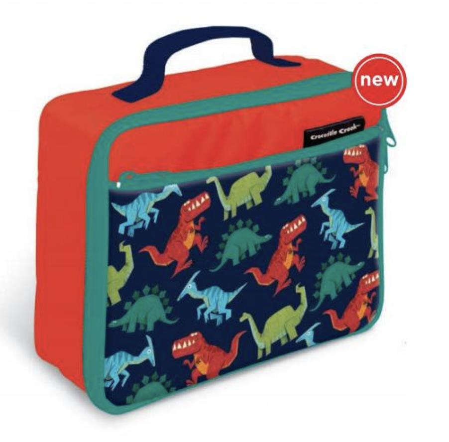 Lunchbox - Classic Dino World