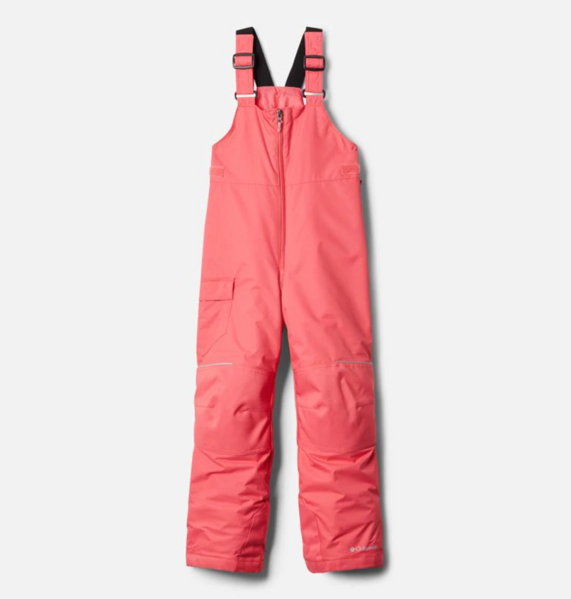 Columbia Snow Pant - Adventure Ride Bib - Bright Geranium