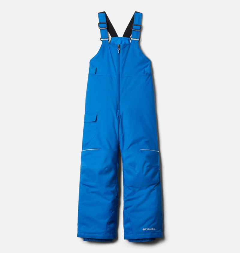 Columbia Snow Pant - Adventure Ride Bib - Bright Indigo