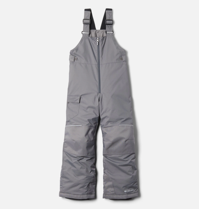 Columbia Snow Pant - Adventure Ride Bib - City Grey