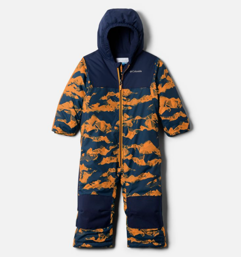 Columbia Snowsuit - Alpine Free Fall (Infant) - Collegiate Navy